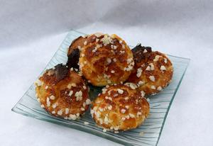 CHOUQUETTES (x5)