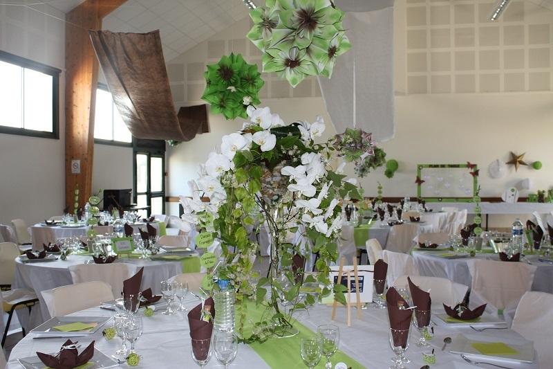 composition d 39 orchid es pour mettre sur table des mari s par ab lia. Black Bedroom Furniture Sets. Home Design Ideas